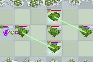 外星植物大战升级版