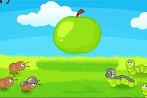 苹果园林保卫战无敌版