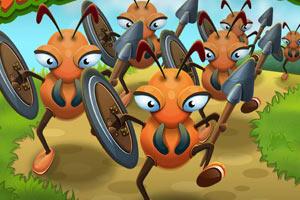 蚂蚁部落之战无敌版