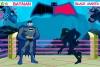 蝙蝠侠拳击