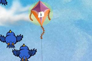 风筝英文图片