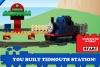 搭建托马斯站台2
