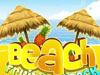 海滩水果甜品
