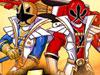 超级五星战队之超级武士(恐龙战队之超级武士)