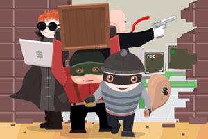 四人盗贼团修改版