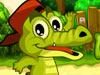 小鳄鱼探险记