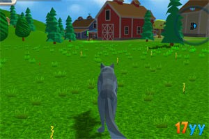 狼模拟器:野生动物3D