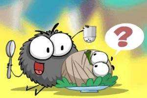 小蜘蛛爱吃蚊子无敌版