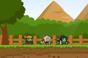忍者蛙总动员终极无敌版