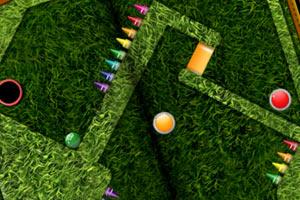 铅笔迷宫滚球挑战版