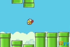 飞扬的小鸟挑战版