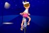 醉汉骑自行车