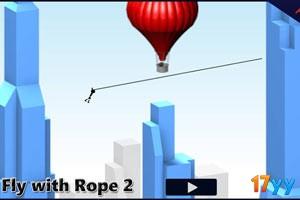 绳子极限穿梭2无敌版