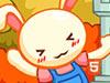 小兔子躲刺球