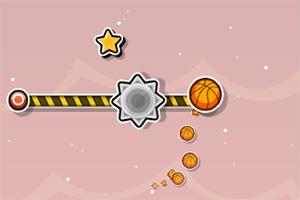 篮球跳跃大挑战