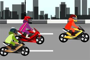 极速摩托车手无敌版