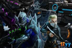 外星人特战队2无敌版(太空舱作战军团2无敌版,狙击外星人部队2无敌版)