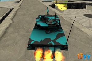 飞车训练场2坦克大战