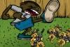 变异动物之战