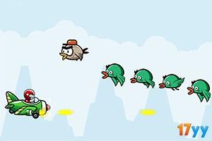 鸟类的战争