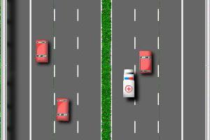 救护车公路狂飙