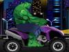 绿巨人骑摩托3