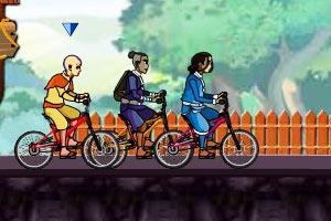 降世神通越野自行车赛