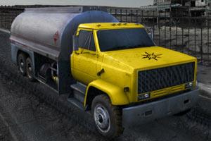 油罐车追击