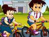 校园自行车赛