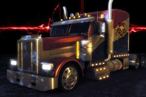 3D超长卡车驾驶无敌版