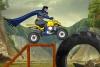 蝙蝠侠骑摩托