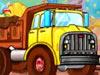 糖果运输卡车
