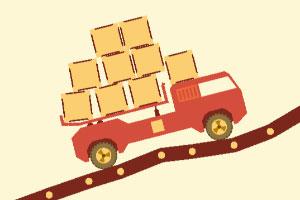 木箱运输车