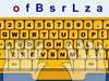 电脑键盘指法练习
