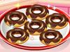 跟莎拉学做甜甜圈