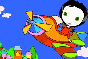 天才小画家之飞机师