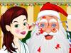 圣诞老人受伤