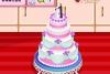 巧虎婚�Y蛋糕