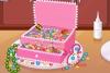 公主首饰盒蛋糕