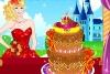 公主装饰蛋糕
