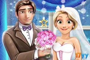 长发公主的新婚之日