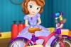 索菲亚自行车修理