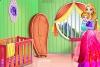 装饰可爱婴儿房