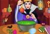 皇后的毒苹果