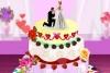 制作玫瑰婚礼蛋糕