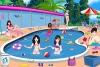 泳池派对清理