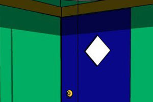 密室逃脱之碧绿色房间