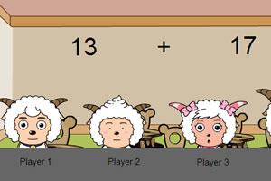 慢羊羊教数学