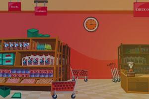 逃出超市(逃离超级市场)