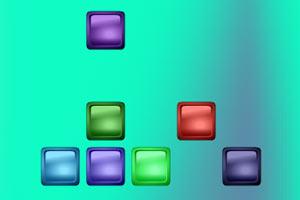 合并小方块